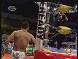 Alex Koslov vs Rocky Romero [QF, AAA CRUISER]