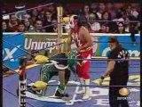 Super Fly vs Laredo Kid [AAA CRUISER, QF]