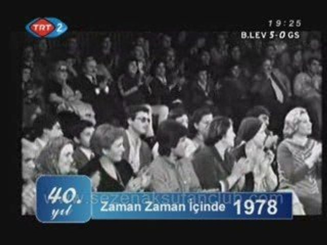 Sezen Aksu Zaman Zaman Icinde 1978
