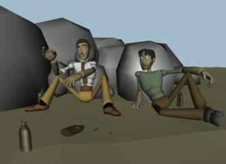 tapori (hindi dialogue lipsync animation)