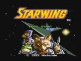 [présentation] Starwing super nintendo