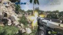 CryEngine 3 : Demo Technique PS3 & XBox 360 (720p)
