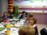 Cena a favor de Manos Unidas