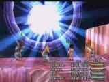 Final Fantasy IX - Combat contre Kuja en transe