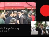 POINT ROUGE #22 : SARKOZY, Putain 2 ans!