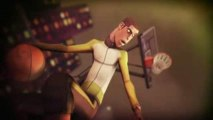 Animation : From The Hoop by Supinfocom