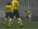 PES 2009 & PES 2010 Barcelona i gościnnie Carlos z WE2002