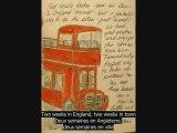 Roll bus roll - Jeffrey Lewis - english subtitles