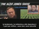 Alex Jones: Codex alimentarius (décembre 2008) 2/2   (VOST)