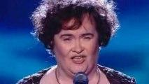 Susan Boyle - Memories (Britains Got Talent - Semi Final)