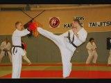 Karaté Taï-Jitsu Leers Diaporama Publicitaire