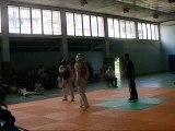 Premier round (Combat Sartène - 24/05/09)