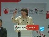 Européennes 2009: les gauches à la peine