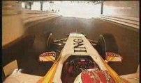 Alonso onboard, Monaco 2009, Ending FP3