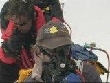 Sir Ranulph Fiennes describes Everest joy