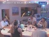 Mauresmo peut-elle gagner un jour Roland-Garros ?