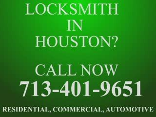 Houston Locksmith 713-568-2374
