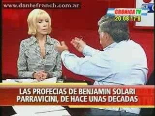 Dante Franch hablando sobre las Profecías de Parravicini