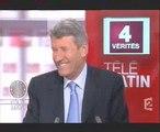 Philippe de Villiers sur France 2 - les 4 vérités