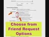 MySpace Help and MySpace Guide: Blocking Invites Tutorial