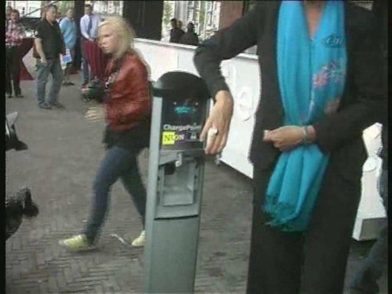 Hollanda'da Elektirkli Otomobiller Daha Özgür...