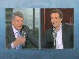 """Philippe de Villiers sur BFM-TV : """"J'ai mangé un Kebac"""""""