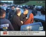 Sarkozy : Nouvelles mesures contre l'insecurité