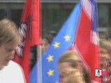Elections européennes : Harlem Désir en campagne