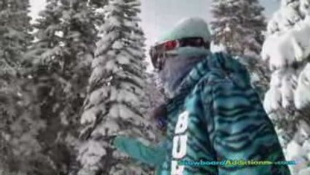 The Burton Stash terrain park, Northstar at Tahoe