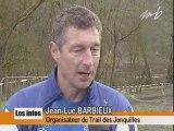 03/03/09 Télé MB -   Le premier trail des Jonquilles