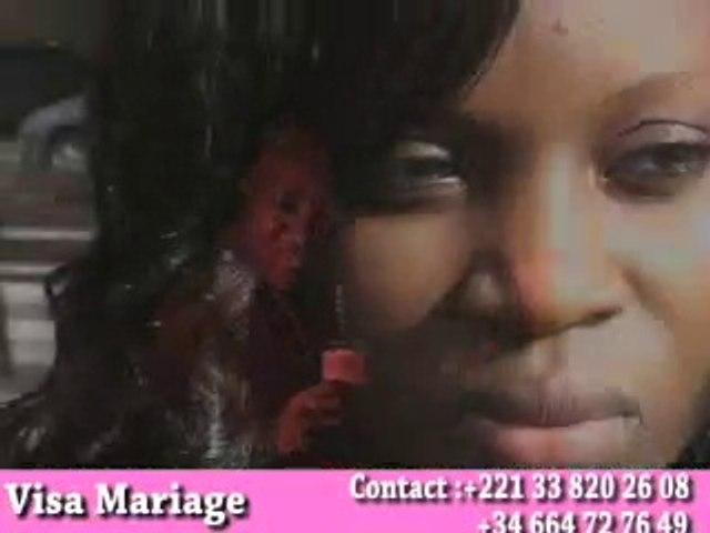 Visa Mariage