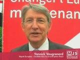 Yannick Vaugrenard - Député européen
