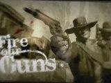 Call Of Juarez Bound In Blood Guns E3 2009 Trailer