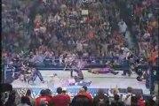 HHH, Y2J, Ric Flair vs Booker T, Kevin Nash, HBK Part 2