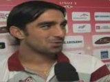2008 Ligue 2 J38 REIMS ANGERS 0-0, les réactions, le 29/05/2009