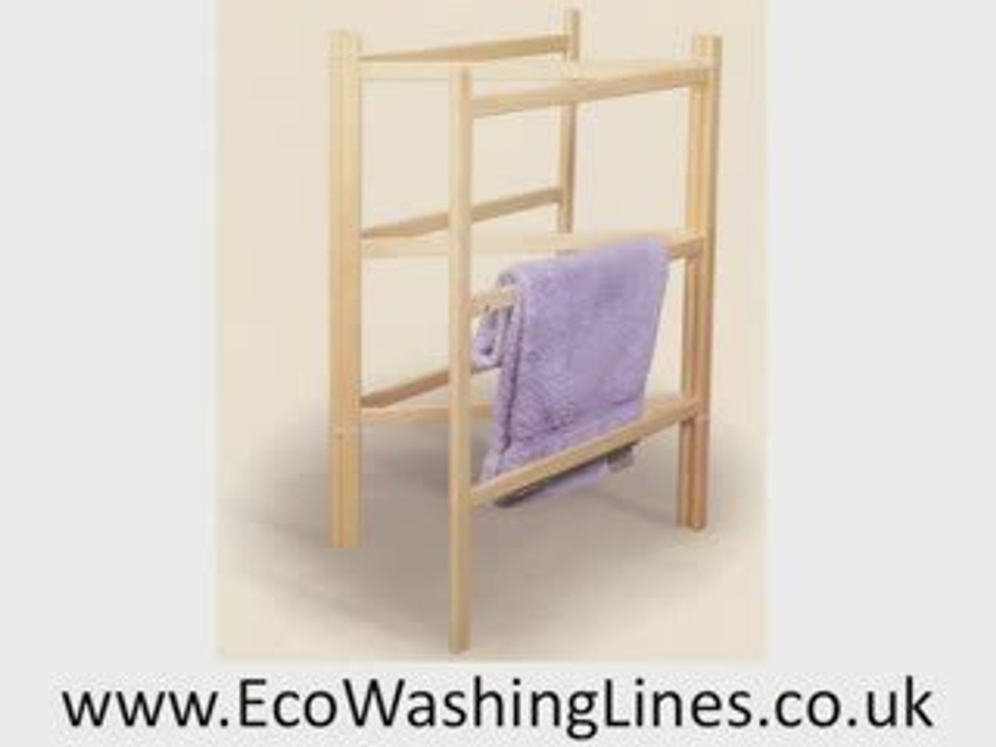Clothes Horse Drying Rack