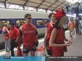 Toulouse-Clermont : Les supporters toulousains donnent le ton!