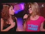 """Emma Daumas """"Je suis conne"""" au Victoires 2009"""