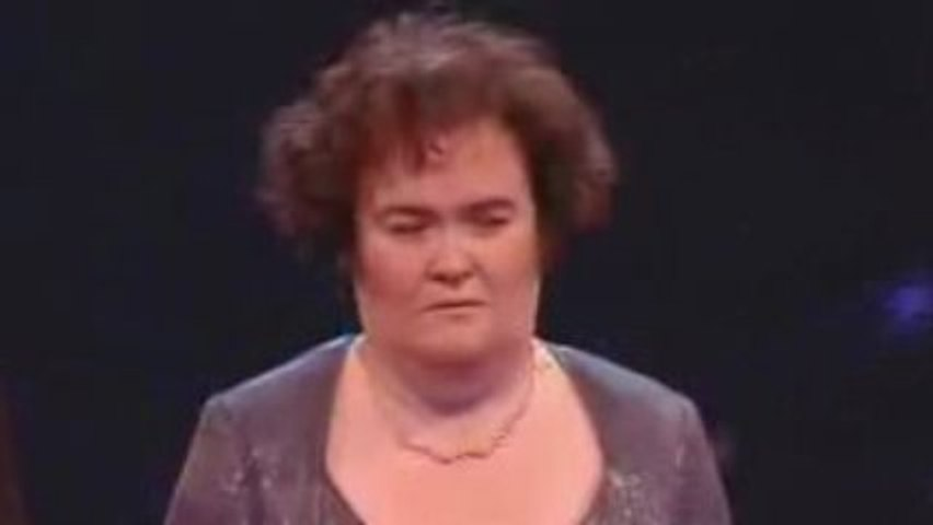 Susan Boyle n'a pas gagné BRITAIN'S GOT TALENT 2009