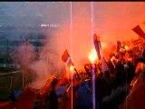 Caen 0-1 Bordeaux - Crackage fumigènes