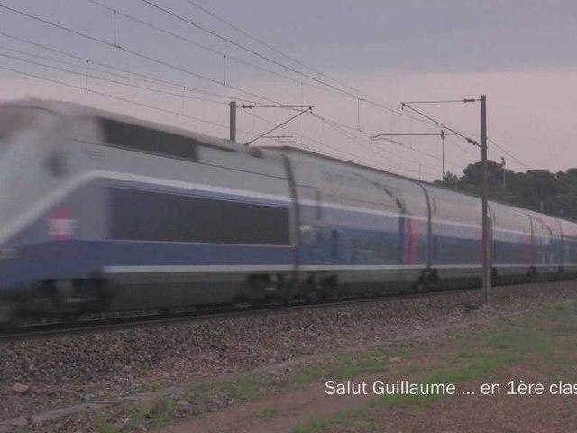 38. TGV DANS LE SUD ... VII