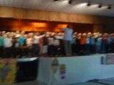 Chorale 2009 du collège Jules Ferry Douai
