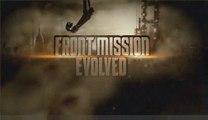 Front Mission Evolved E3 2009 Trailer
