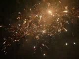 feu d'artifice au stade des alpes (gf38)