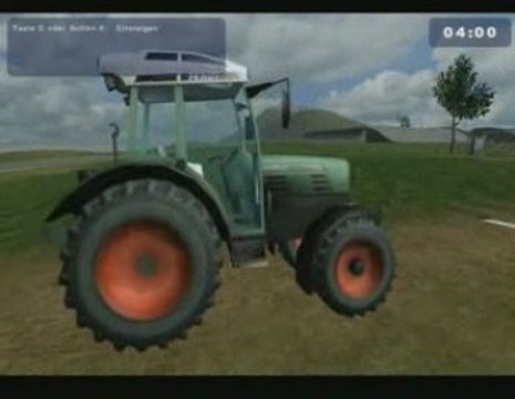 Landwirtschafts Simulator 2009 Test Moggy Aspi Show