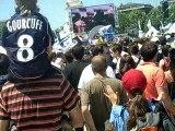 14 remise de la coupe BORDEAUX CHAMPION DE FRANCE