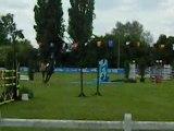 Tour d'honneur épreuve 8 jumping de Béthune