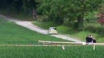 marc amourette en C2 R2 MAX au rallye du tréport 2009