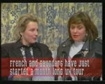 French & Saunders Comic Relief Interview