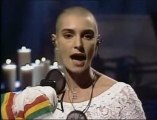 """Sinead O'CONNOR: a cappella sur """"WAR"""" de Bob Marley"""